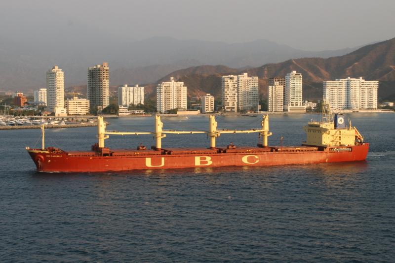 s santiago vessel